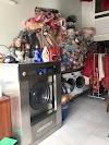 Tại sao tiệm giặt nên đầu tư máy giặt công nghiệp ngay từ đầu?