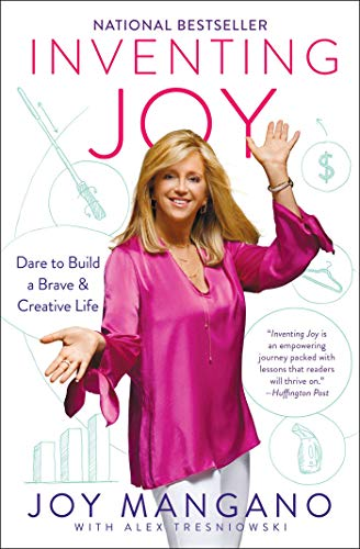 review of inventing joy; inventing joy review; role model of successful businesswoman; female leader role model; book review inventing joy