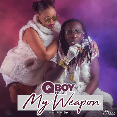 QBoy Msafi - My Weapon
