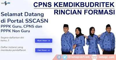 CPNS Kemdikbudristek