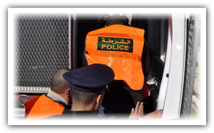 إحالة أربعة أشخاص بمراكش على النيابة العامة اثر تورطهم في انتحال صفة رجال شرطة وترويج الكوكايين والمشروبات الكحولية