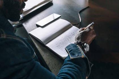 Tips Menulis Novel Yang Baik dan Benar