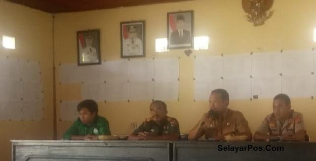 Sambut Nataru 2020, Kapolsek Masamba Himbau Anak Muda Tidak Melakukan Pesta Miras