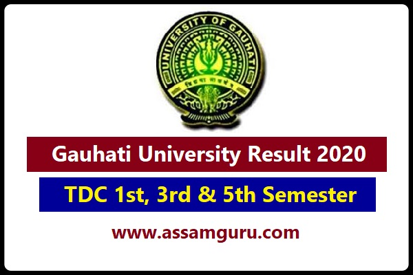 Check TDC 1st, 3rd & 5th Semester Results