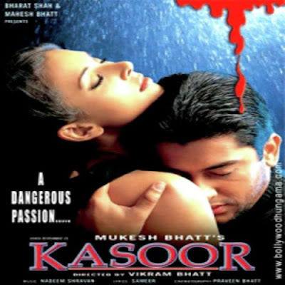 Kasoor 2001 Hindi DVDRip 480p 450mb