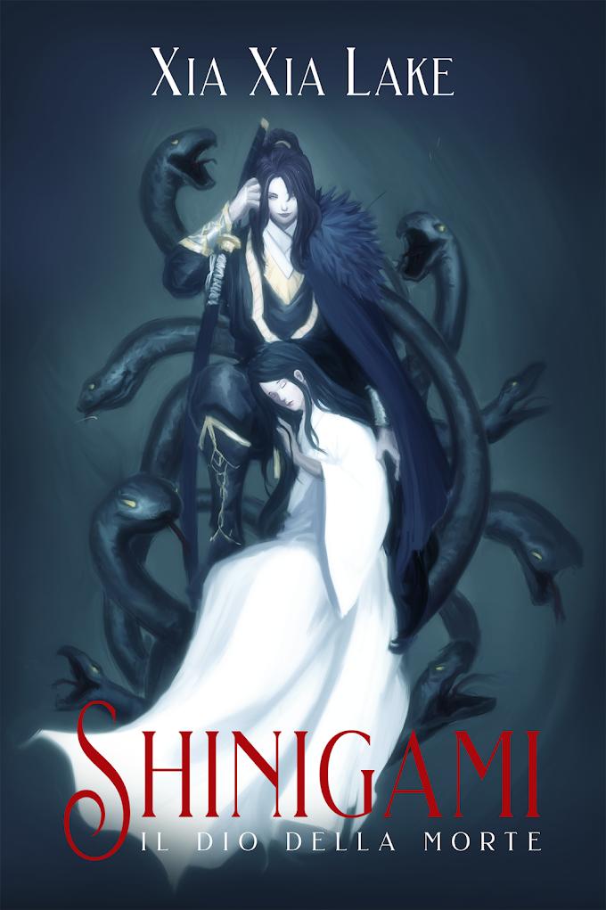"""Libri in uscita: """"Shinigami, Il dio della morte"""" (Serie Takamagahara Monogatari #2) di Xia Xia Lake"""