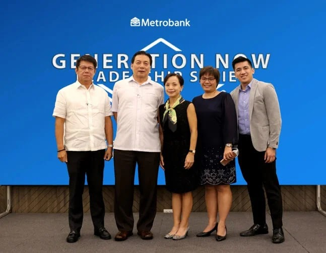 Metrobank makes banking meaningful for the next generation