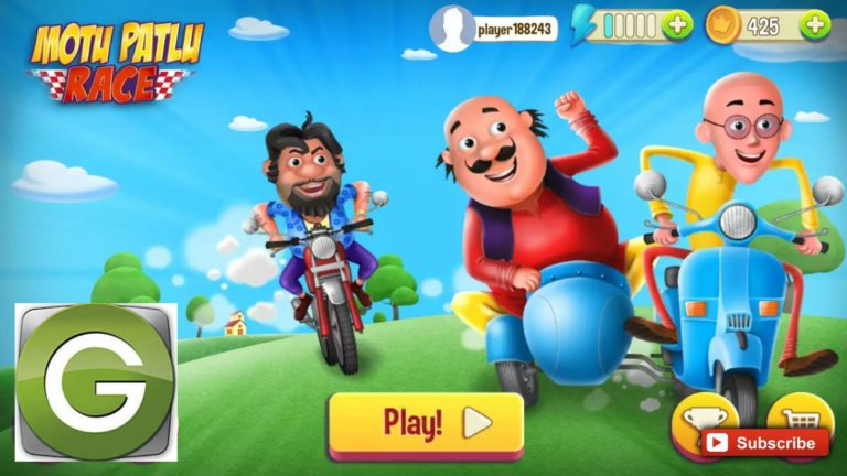 Motu Patlu Game photos gallery