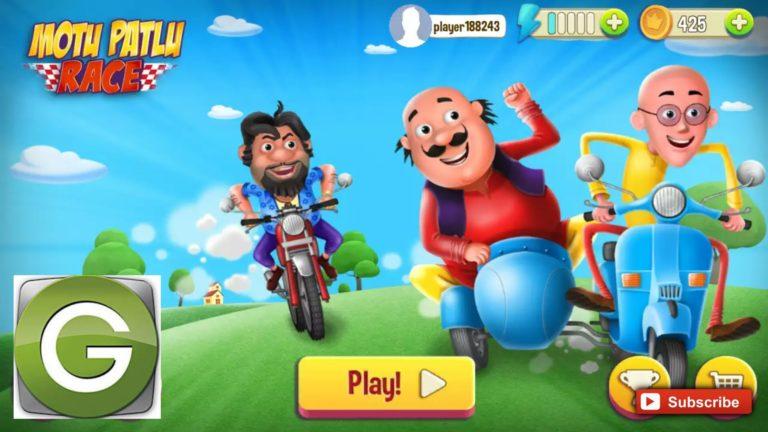 Motu Patlu Game photos gallery