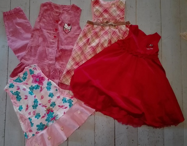 lapsen mekkoja ja rimpsuja