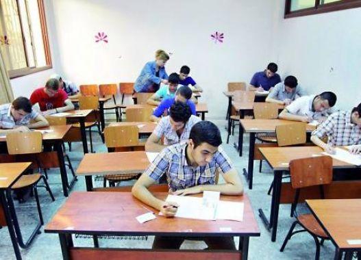 انتهاء امتحان الجيولوجيا والفلسفة والاستاتيكا بدون تسجيل حالات غش لطلاب الثانوية دور ثان