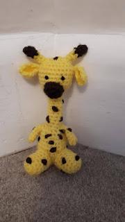 Amigurumi Funny Giraffe pattern. Crochet pattern. Amigurumi safari ... | 320x180