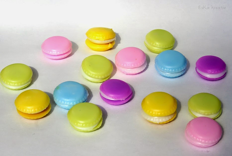 Do it yourself Macaron-Seife