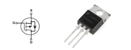ترونزستور موسفت Transistor Mosfet