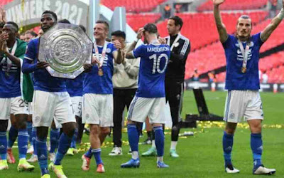 News Today   Leicester edge Man City 1-0 to win Community Shield