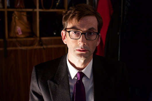 David Tennant's episode of Hang Ups premieres tonight on Channel 4