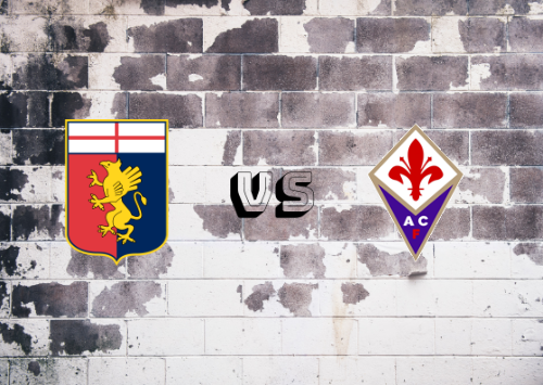 Génova vs Fiorentina  Resumen