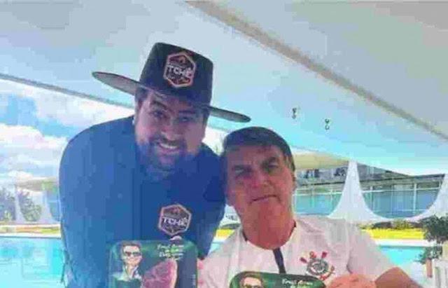 Churrasco de Bolsonaro no Alvorada incluiu picanha a R$ 1.799 o quilo