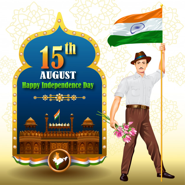 India Happy Independence Day 2020