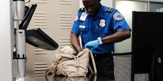 Bagagem de mão em voos internacionais
