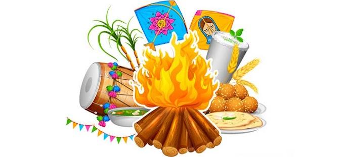 How is Lohri Festival celebrated?
