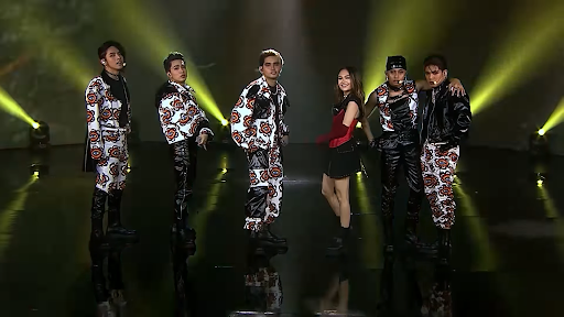 P-pop group SB19 and Andree Bonifacio surprised fans with a powerful collaboration featuring the boy band's hit singles 'Mana' and 'Bazinga' during The Finale.