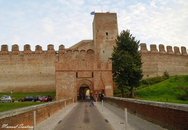 Cittadella, Porta Bassanese