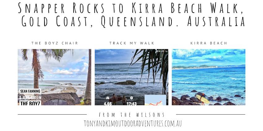 Snapper Rocks To Kirra Beach Walk