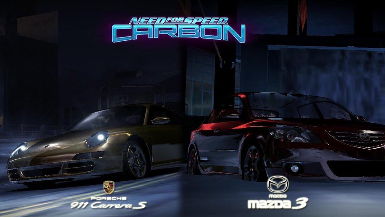 تحميل لعبة نيد فور سبيد كربون - Need for Speed: Carbon