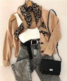 ملابس عصرية متنوعة