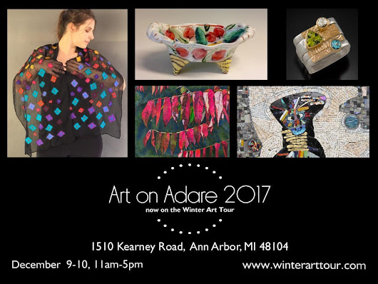 Ann Arbor's Winter Art Tour: www.winterarttour.com