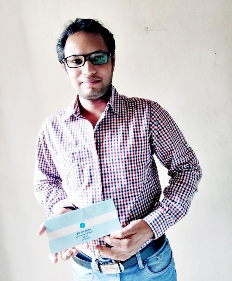 Jhabua News- साइबर सेल द्वारा फरियादी के 19,048/-रू. साइबर ठगों के पास जाने से बचाऐ