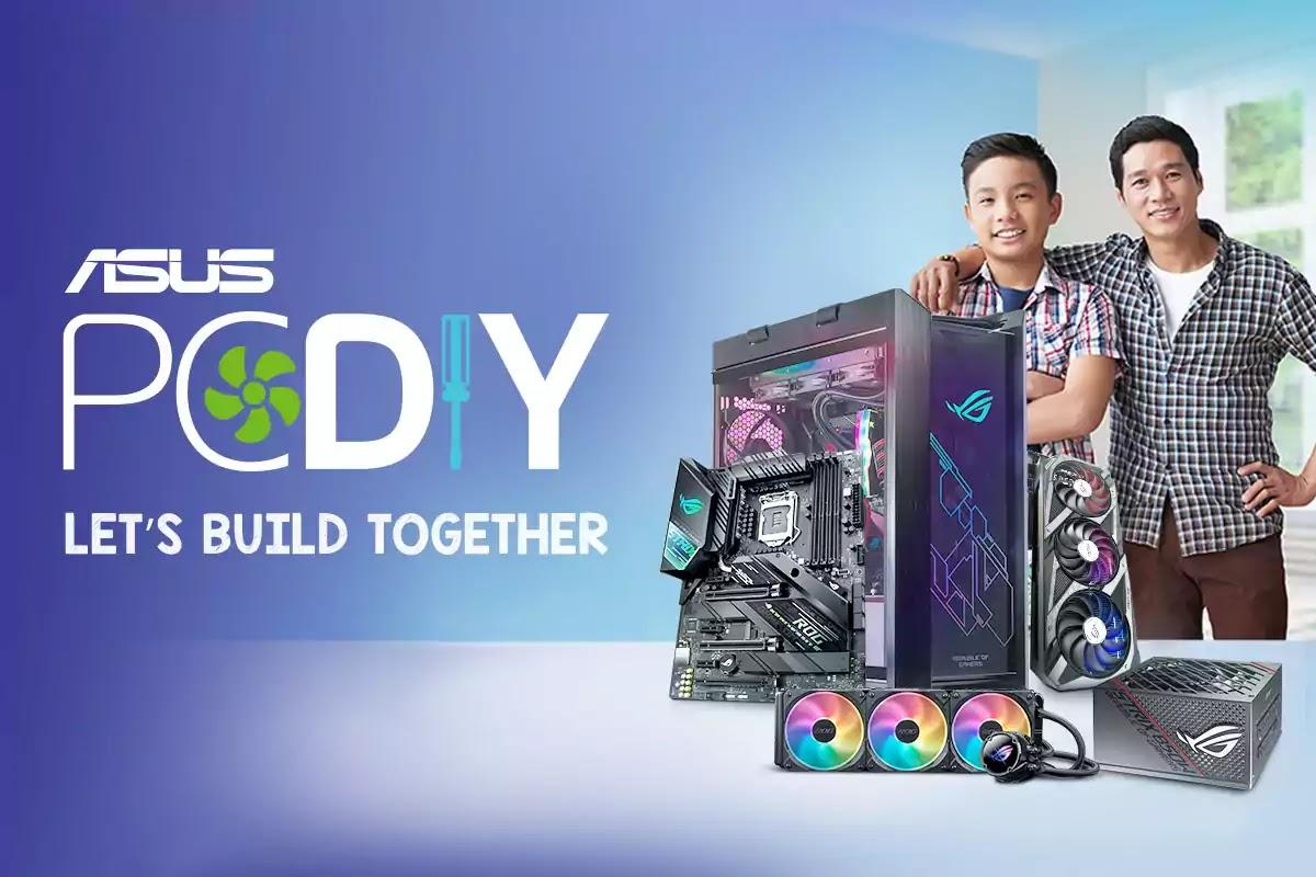 ASUS PC DIY Campaign