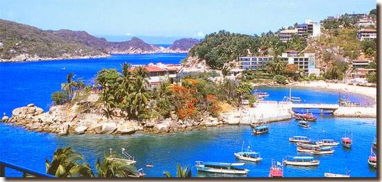 Locais perigosos para turistas - Acapulco