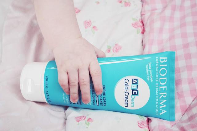 BIODERMA ABC DERM Cold Cream - ochranný pleťový krém pre deti