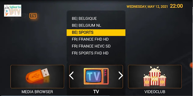 IPTV Stb Smart portal codes iptv Best IPTV Apps for Android Smart TV | Also for Android TV box | Live TV app