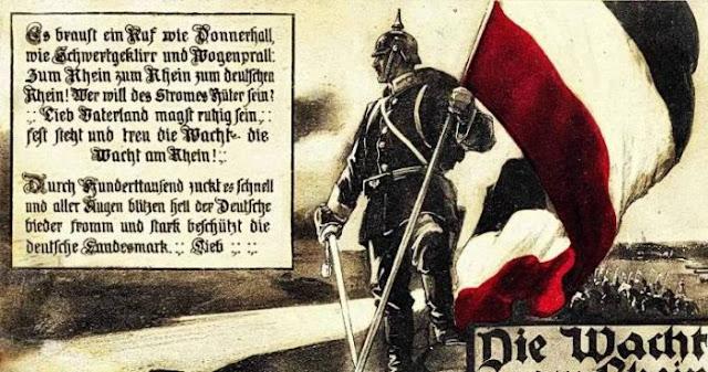Φοβού τον γερμανικό αυταρχισμό