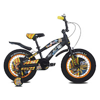 16 minions official licensed fatbike bmx