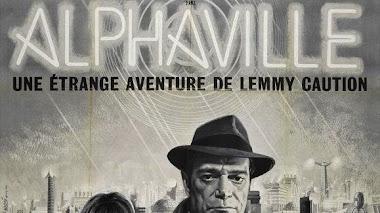 Alphaville (1965), de Jean Luc Godard