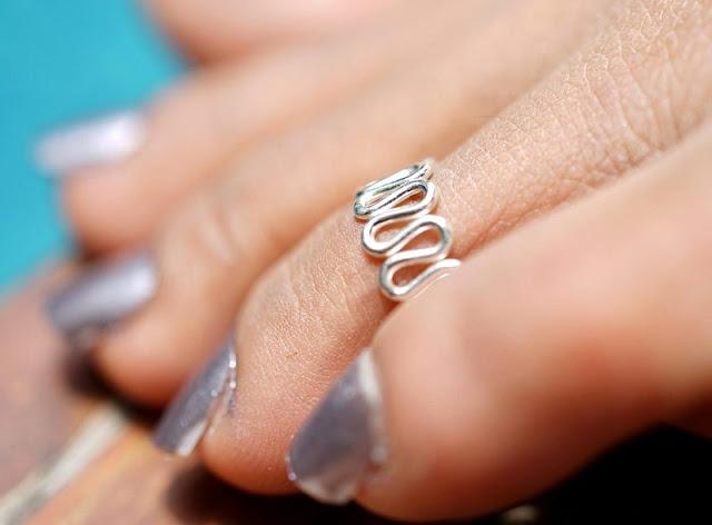 Wholesale Adjustable Toe Ring