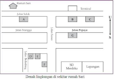 Peta Kondisi Geografis Wilayah RW Tempat Tinggalku www.simplenews.me
