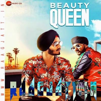 Beauty Queen by Manjit Singh lyrics