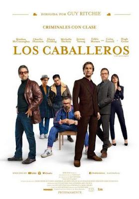 The Gentlemen 2020 DVD HD Dual Latino 5.1 + Sub FORZADOS
