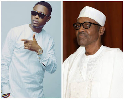 Vector Shades President Buhari In New Music, GunShots (See Full Lyrics)