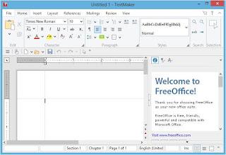 حزمة, الأفيس, المجانية, وأقوى, بديل, لبرامج, المكتب, مايكروسوفت, FreeOffice, اخر, اصدار
