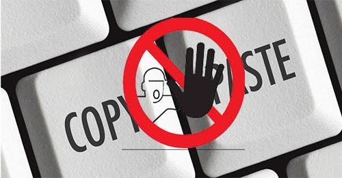 طريقة حماية مقالات مدونتك ومنع النسخ