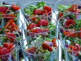 ensalada, alimentación altas temperaturas, calor, sano