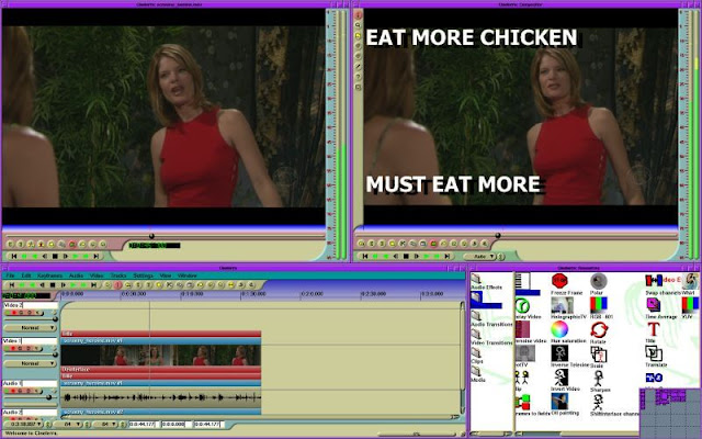 Cinelerra - Linux Video Editing software