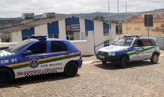 Brejões: Homem é detido pela GM suspeito de agredir companheira