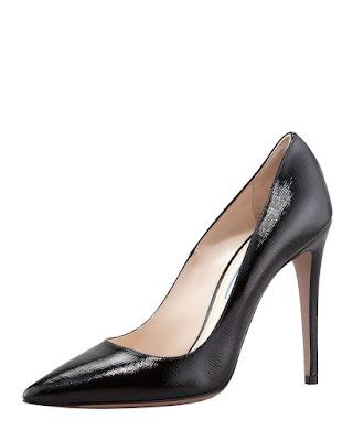 Zapatos Negros Elegantes 2017